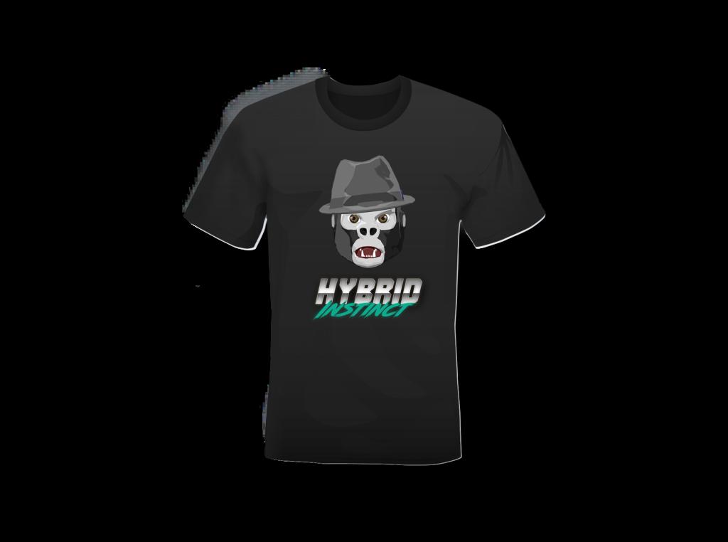 T-Shirt Custom Motive